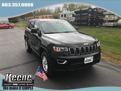 2018 Jeep Grand Cherokee for sale in Keene, NH