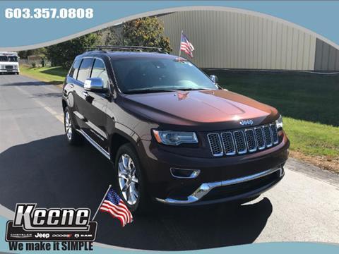 2014 Jeep Grand Cherokee for sale in Keene, NH