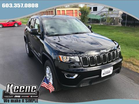 2018 Jeep Grand Cherokee for sale in Keene, NH