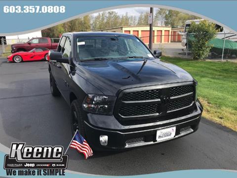 2018 RAM Ram Pickup 1500 for sale in Keene, NH