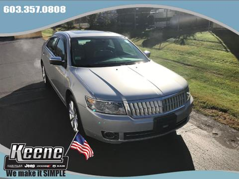 2009 Lincoln MKZ for sale in Keene NH