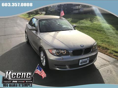 2008 BMW 1 Series for sale in Keene, NH