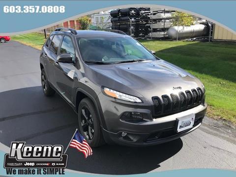 2018 Jeep Cherokee for sale in Keene, NH