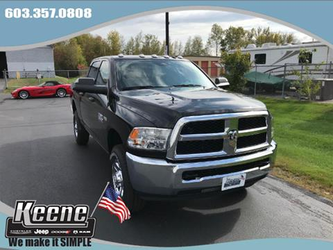2018 RAM Ram Pickup 3500 for sale in Keene, NH