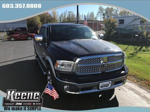 2013 RAM Ram Pickup 1500 for sale in Keene, NH