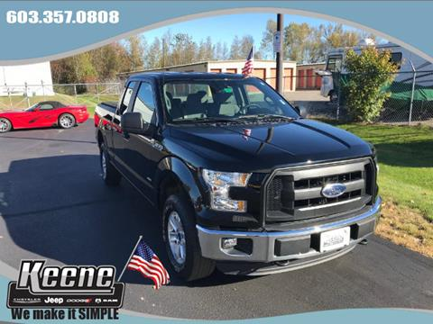 2016 Ford F-150 for sale in Keene, NH