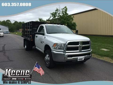 2016 RAM Ram Chassis 3500 for sale in Keene, NH