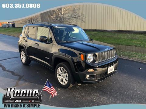 2018 Jeep Renegade for sale in Keene, NH
