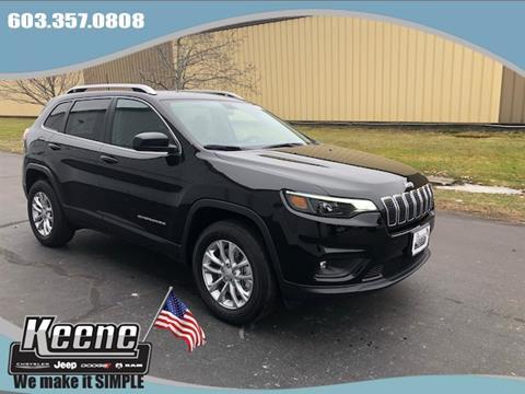 2019 Jeep Cherokee for sale in Keene, NH