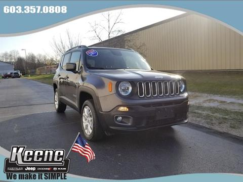 2017 Jeep Renegade for sale in Keene, NH