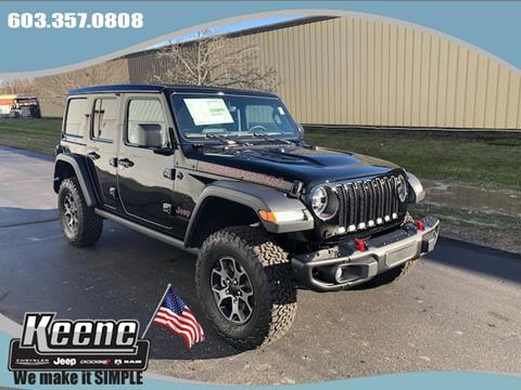 2018 Jeep Wrangler Unlimited for sale in Keene, NH