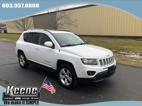 2014 Jeep Compass for sale in Keene, NH