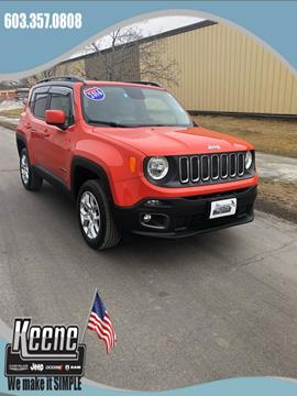 2016 Jeep Renegade for sale in Keene, NH