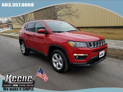 2019 Jeep Compass for sale in Keene, NH