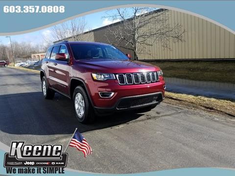 2019 Jeep Grand Cherokee for sale in Keene, NH