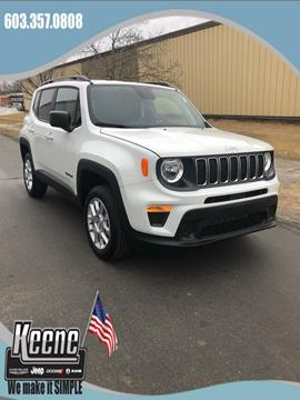 2019 Jeep Renegade for sale in Keene, NH