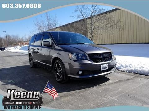 2018 Dodge Grand Caravan for sale in Keene, NH