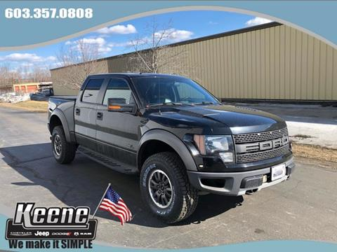 2011 Ford F-150 for sale in Keene, NH