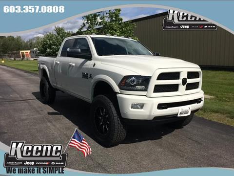 2016 RAM Ram Pickup 3500 for sale in Keene, NH