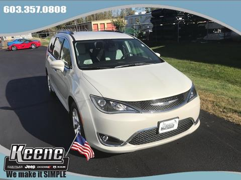 2017 Chrysler Pacifica for sale in Keene, NH