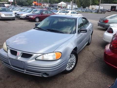 1999 Pontiac Grand Am for sale at Cleveland Avenue Autoworks in Columbus OH