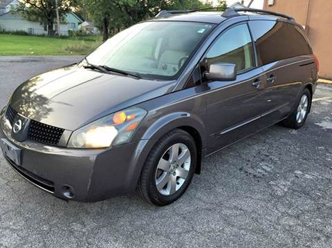 2004 Nissan Quest for sale at Cleveland Avenue Autoworks in Columbus OH