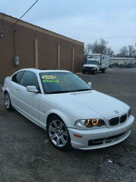 2003 BMW 3 Series for sale at Cleveland Avenue Autoworks in Columbus OH