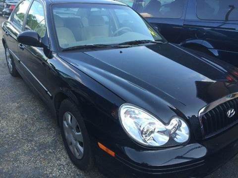 2005 Hyundai Sonata for sale at Cleveland Avenue Autoworks in Columbus OH