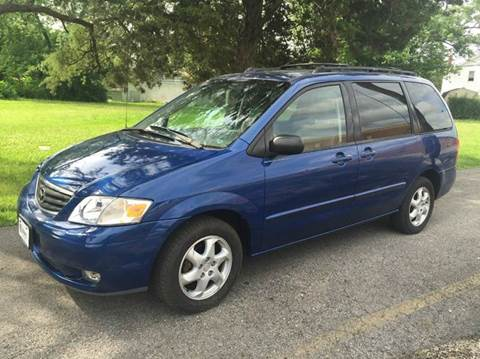 2000 Mazda MPV for sale at Cleveland Avenue Autoworks in Columbus OH