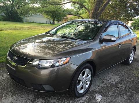 2010 Kia Forte for sale at Cleveland Avenue Autoworks in Columbus OH