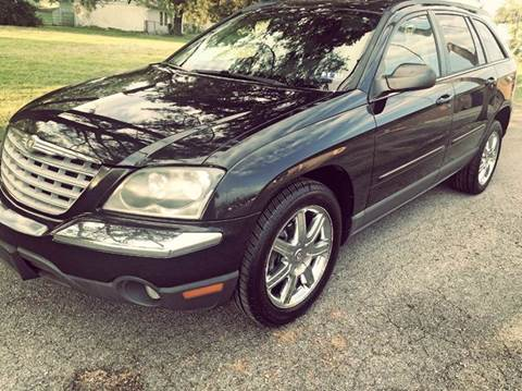 2005 Chrysler Pacifica for sale at Cleveland Avenue Autoworks in Columbus OH