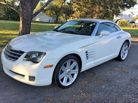 2004 Chrysler Crossfire for sale at Cleveland Avenue Autoworks in Columbus OH