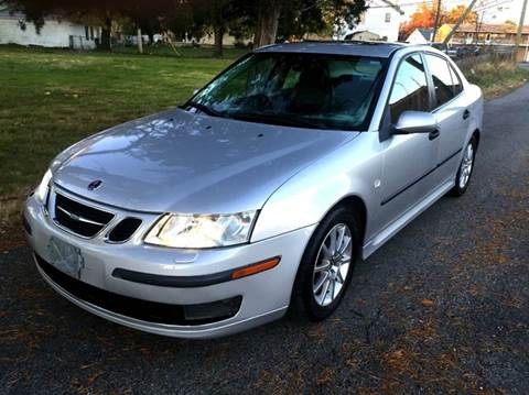 2003 Saab 9-3 for sale at Cleveland Avenue Autoworks in Columbus OH