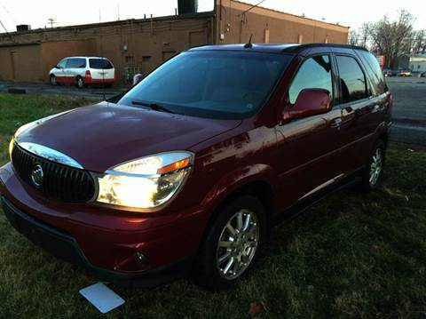 2006 Buick Rendezvous for sale at Cleveland Avenue Autoworks in Columbus OH