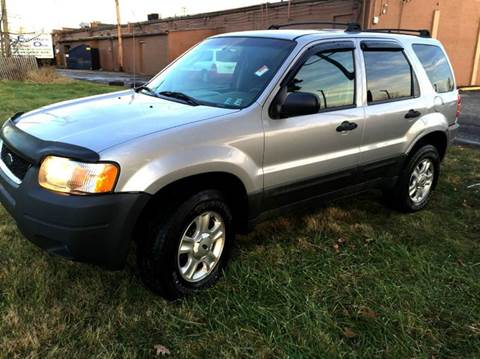 2003 Ford Escape for sale at Cleveland Avenue Autoworks in Columbus OH