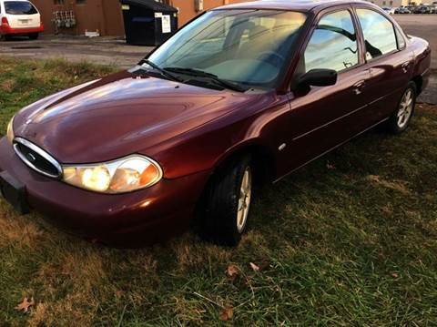 1998 Ford Contour for sale at Cleveland Avenue Autoworks in Columbus OH
