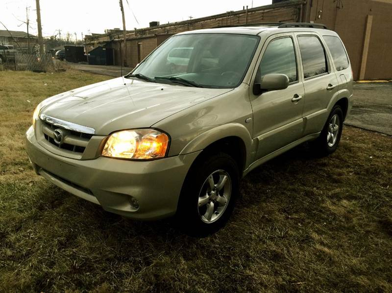 2005 Mazda Tribute S 4dr Suv In Columbus Oh Cleveland
