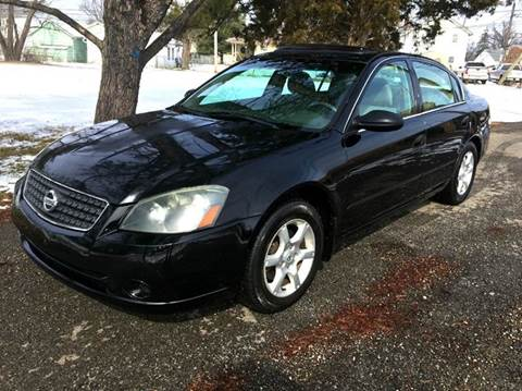 2006 Nissan Altima for sale at Cleveland Avenue Autoworks in Columbus OH