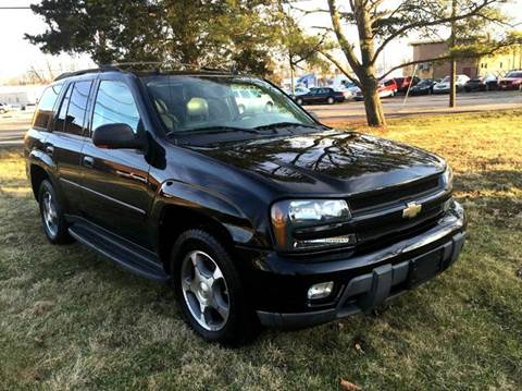 2005 Chevrolet TrailBlazer for sale at Cleveland Avenue Autoworks in Columbus OH
