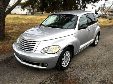 2008 Chrysler PT Cruiser for sale at Cleveland Avenue Autoworks in Columbus OH
