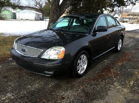 2007 Ford Five Hundred for sale at Cleveland Avenue Autoworks in Columbus OH