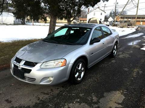 2005 Dodge Stratus for sale at Cleveland Avenue Autoworks in Columbus OH