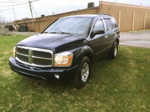 2004 Dodge Durango for sale at Cleveland Avenue Autoworks in Columbus OH
