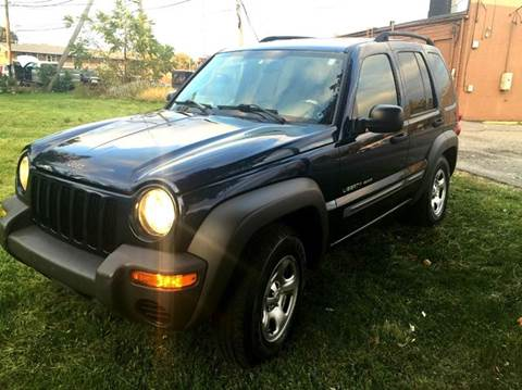 2003 Jeep Liberty for sale at Cleveland Avenue Autoworks in Columbus OH