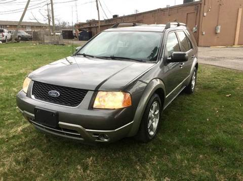 2005 Ford Freestyle for sale at Cleveland Avenue Autoworks in Columbus OH