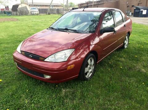 2003 Ford Focus for sale at Cleveland Avenue Autoworks in Columbus OH