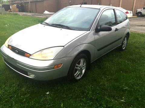 2000 Ford Focus for sale at Cleveland Avenue Autoworks in Columbus OH