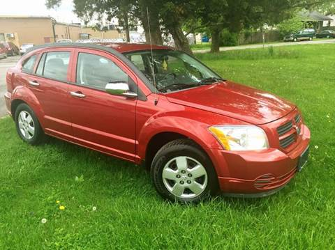 2007 Dodge Caliber for sale at Cleveland Avenue Autoworks in Columbus OH