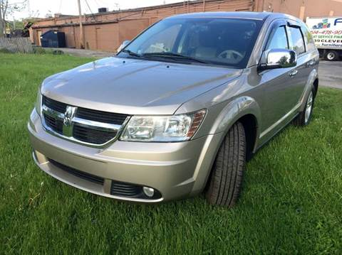 2009 Dodge Journey for sale at Cleveland Avenue Autoworks in Columbus OH