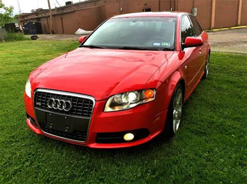 2006 Audi A4 for sale at Cleveland Avenue Autoworks in Columbus OH